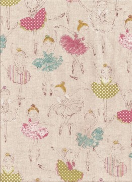 Ballet Girls - happiness Cloth, 3654
