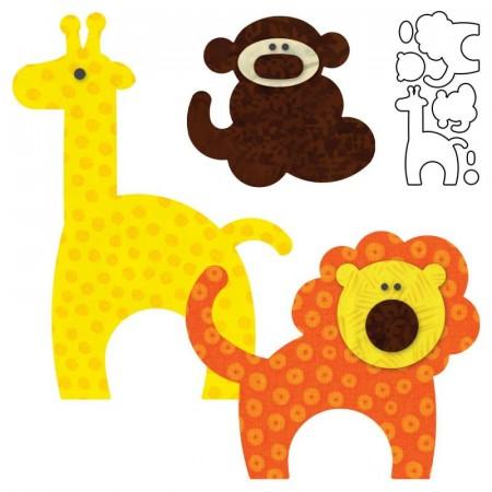 GO! Zoo Animals, 55369