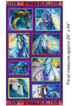 Painted Horses, 5511
