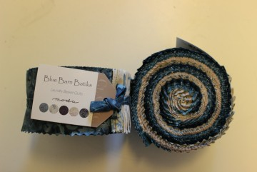 Jelly Roll, Blue Barn Batiks