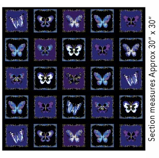 Butterfly jewel boxes royal, 5231