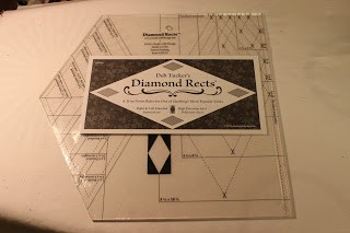 Deb Tucker`s , Diamond Rects
