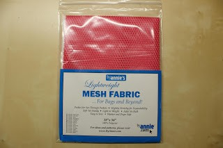 Lightweght Mesh fabric, rosa